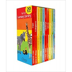 My First Learning Library 20 Books