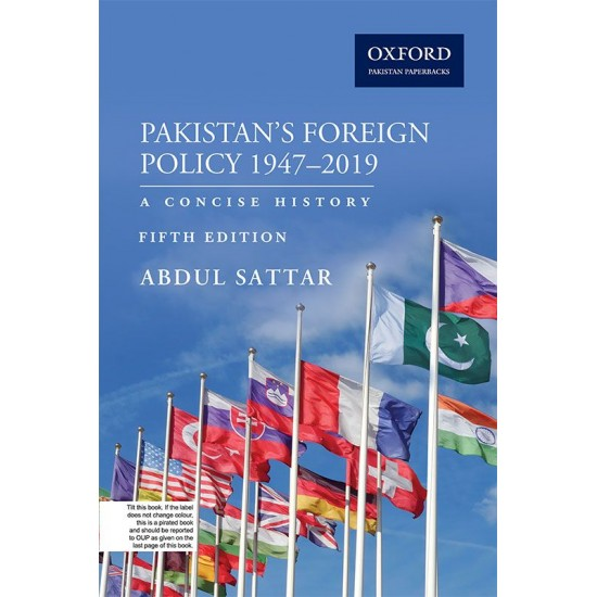 Pakistan's Foreign Policy 1947–2019 Fifth Edition