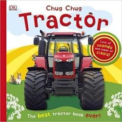 Chug Chug Tractor Sound Book