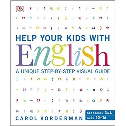 Help Your Kids with English: A Unique Step-by-Step Visual Guide