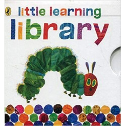 Little Learning Library:Learn with the Very Hungry Caterpillar